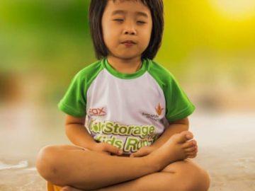 Mindfulness pentru copii